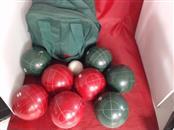 SPORTCRAFT BOCCE BALLS
